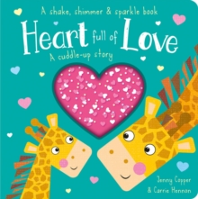 Heart Full of Love, Board book Book