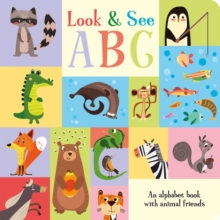 Look & See ABC, Board book Book