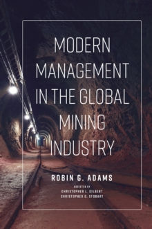 Modern Management in the Global Mining Industry, EPUB eBook