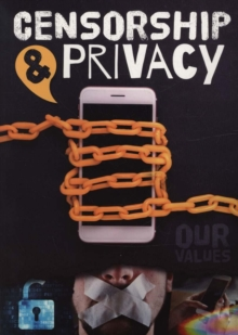Censorship and Privacy, Paperback / softback Book