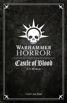Castle of Blood, Hardback Book