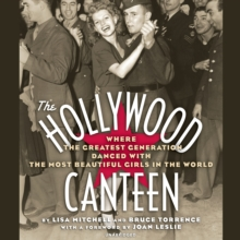 The Hollywood Canteen, eAudiobook MP3 eaudioBook