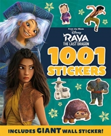 Disney Raya & The Last Dragon: 1001 Stickers, Paperback / softback Book