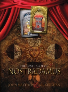 The Lost Tarot of Nostradamus, Mixed media product Book