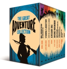 The Great Adventure Collection, Mixed media product Book