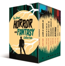 The Great Horror and Fantasy Collection, Mixed media product Book