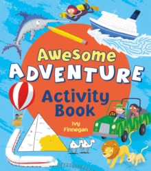 Awesome Adventure Activity Book, Paperback / softback Book