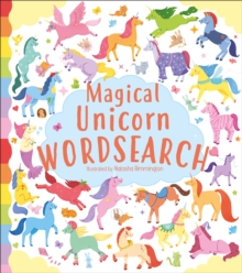 Magical Unicorn Wordsearch, Paperback / softback Book