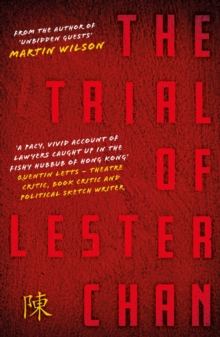 The Trial of Lester Chan, Paperback / softback Book