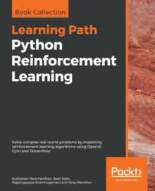 Python Reinforcement Learning : Solve complex real-world problems by mastering reinforcement learning algorithms using OpenAI Gym and TensorFlow, EPUB eBook