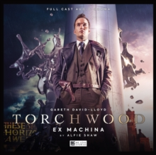 Torchwood #42 Ex Machina, CD-Audio Book