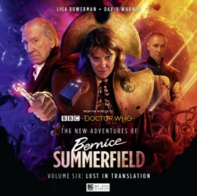 The New Adventures of Bernice Summerfield: Lost in Translation, CD-Audio Book