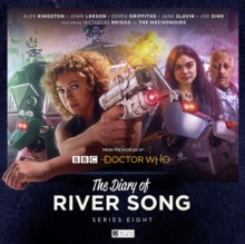 The Diary of River Song Series 8, CD-Audio Book