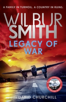 Legacy of War : The action-packed new book in the Courtney Series, Hardback Book