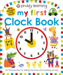 My First Clock Book, Board book Book