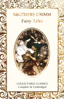 Brothers Grimm Fairy Tales, Hardback Book