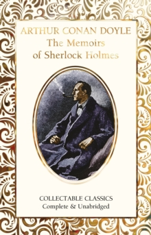 The Memoirs of Sherlock Holmes, Hardback Book