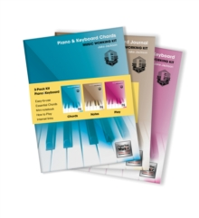 3-Book Music Working Kit for Piano & Keyboard, Paperback / softback Book