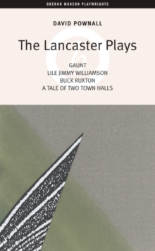 The Lancaster Plays, Paperback Book