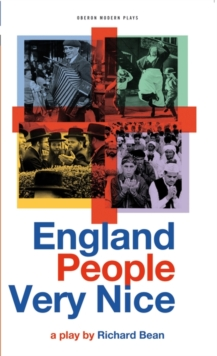 England People Very Nice, Paperback Book