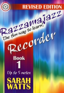 Razzmajazz Recorder : The Fun Way to Learn Bk. 1, Paperback / softback Book
