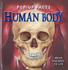 Pop-up Facts: Human Body, Hardback Book