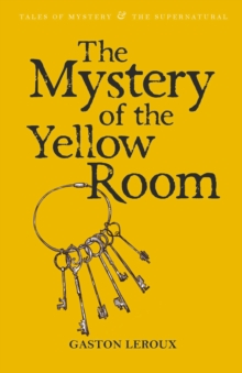 The Mystery of the Yellow Room, Paperback Book