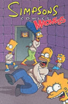 Simpsons Comics Madness, Paperback Book