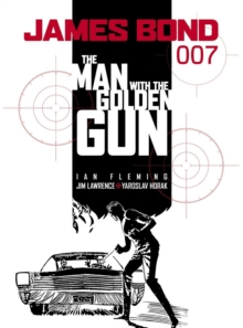 James Bond : The Man with the Golden Gun, Paperback Book