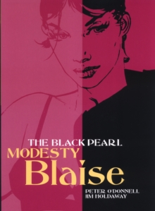 Modesty Blaise - the Black Pearl, Paperback Book
