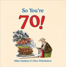So You're 70!, Hardback Book