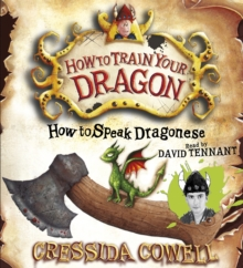 How To Train Your Dragon: How To Speak Dragonese : Book 3, CD-Audio Book