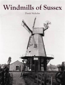 Windmills of Sussex, Paperback Book