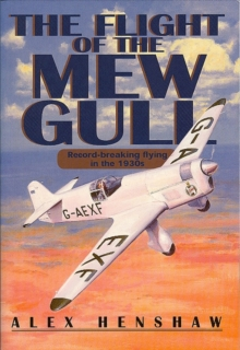 The Flight of the Mew Gull, Paperback Book