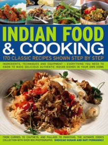 Indian Food & Cooking, Paperback Book
