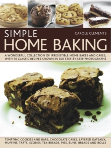 Simple Home Baking, Paperback Book