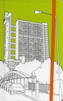 London Buildings: Trellick Tower notebook, Hardback Book