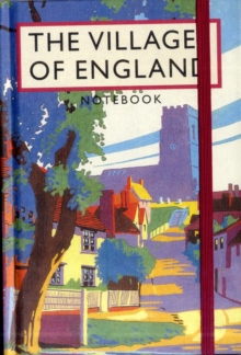 Brian Cook: The Villages of England Notebook, Hardback Book