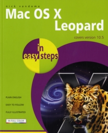 Mac OS X Leopard in Easy Steps, Paperback Book