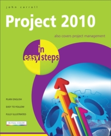 Project 2010 in easy steps, Paperback / softback Book