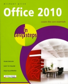 Office 2010 in Easy Steps, Paperback Book