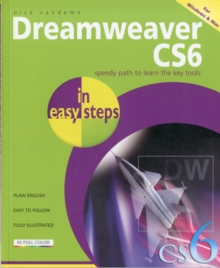 Dreamweaver CS6 in Easy Steps, Paperback / softback Book