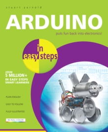 Arduino in Easy Steps, Paperback Book