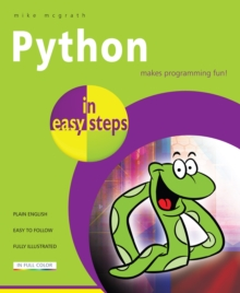 Python in easy steps, EPUB eBook