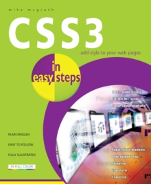 CSS3 in easy steps, EPUB eBook