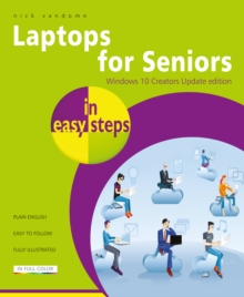 Laptops for Seniors in easy steps, EPUB eBook
