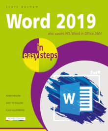 Word 2019 in easy steps, Paperback / softback Book