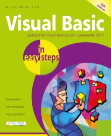 Visual Basic in easy steps, 5th edition, EPUB eBook