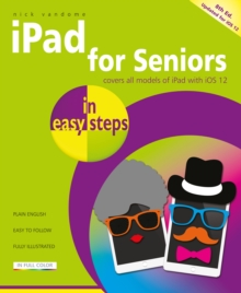 iPad for Seniors in easy steps, 8th edition, EPUB eBook