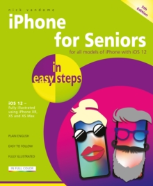 iPhone for Seniors in easy steps, 5th edition, EPUB eBook